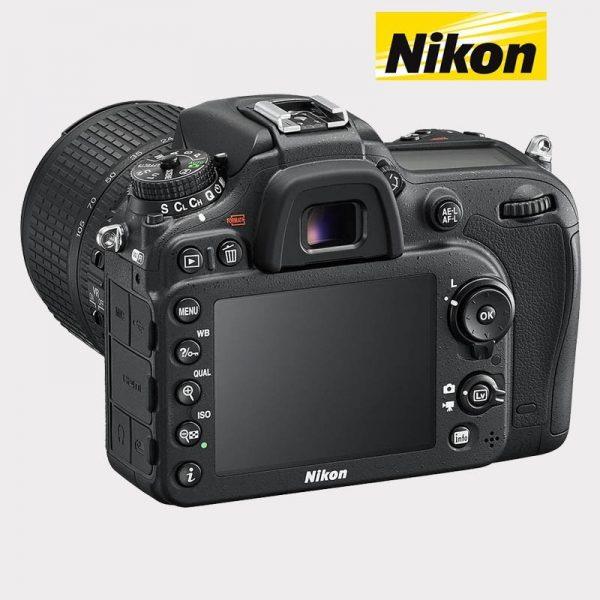 D7200 + AF-S DX 18-105mm VR