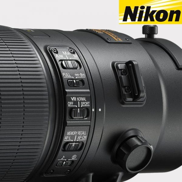 AF-S 500mm f4,0E FL ED VR