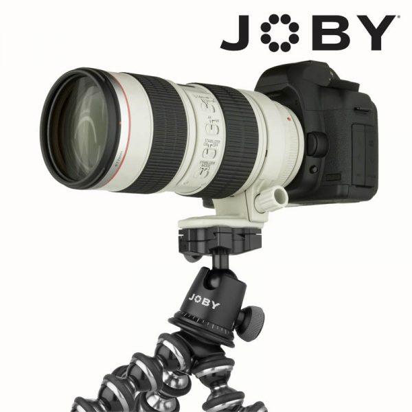 JOBY GORRILLAPOD FOCUS + BALLHEAD X