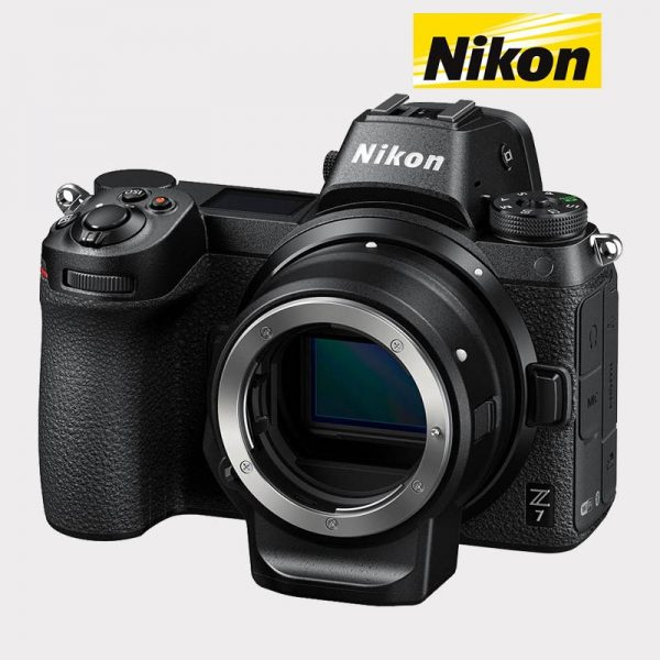 NIKON Z7 BODY + FTZ ADAPTER