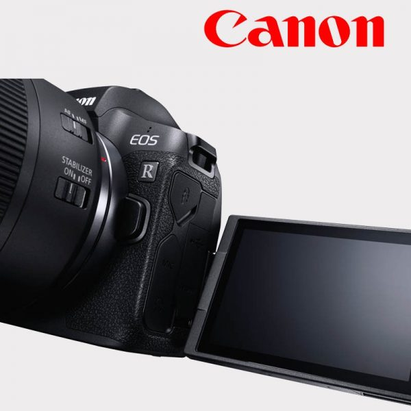 CANON EOS R + RF 24-105 4L IS USM