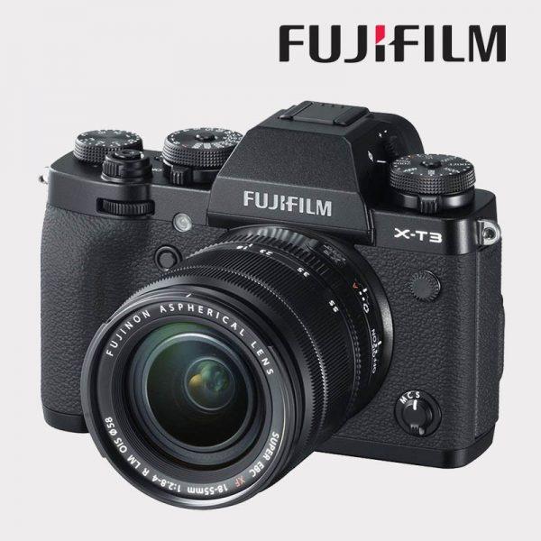 FUJI X-T3 + 18-55 2,8-4 R LM OIS NOIR