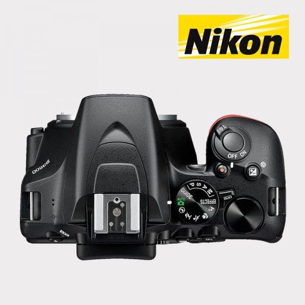 NIKON D3500 + AF-P 18-105 3,5-5,6G ED VR