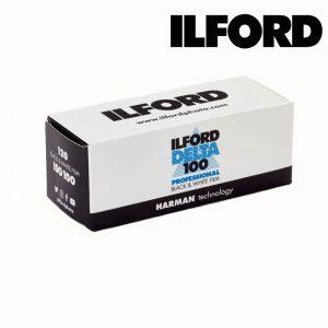 ILFORD DELTA 100 120