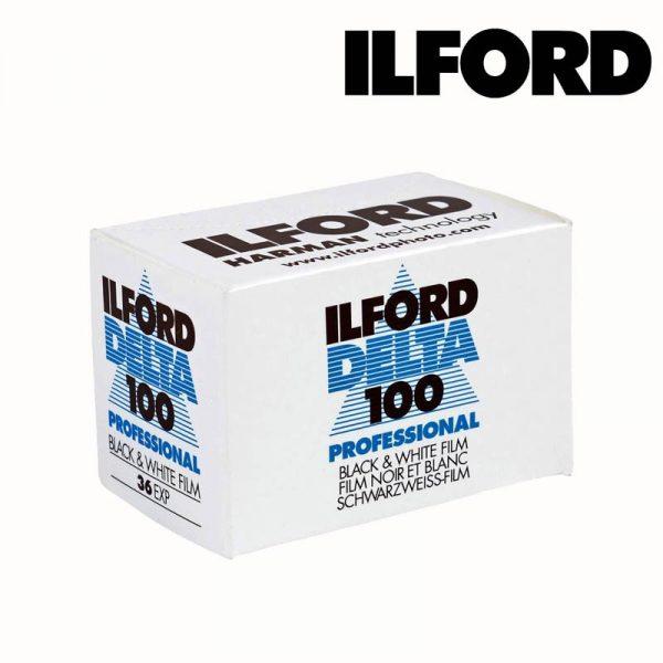 ILFORD DELTA 100 135 36p.