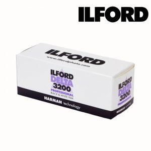 ILFORD DELTA 3200 120