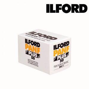 ILFORD PAN F 50 36p.