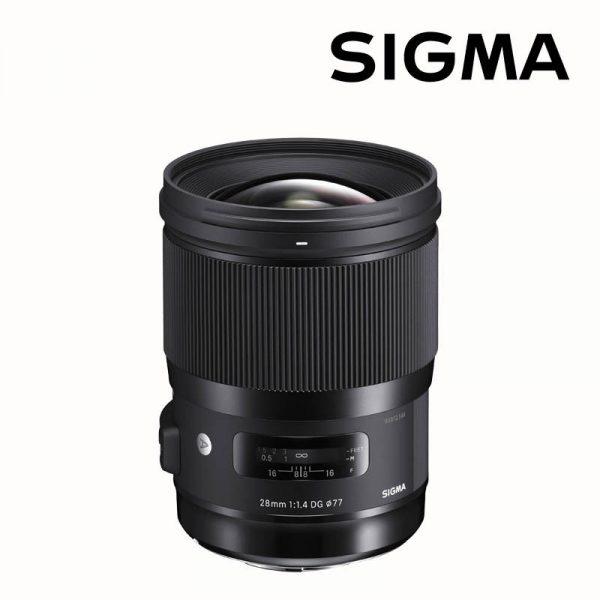 SIGMA 28mm 1,4 DG HSM ART