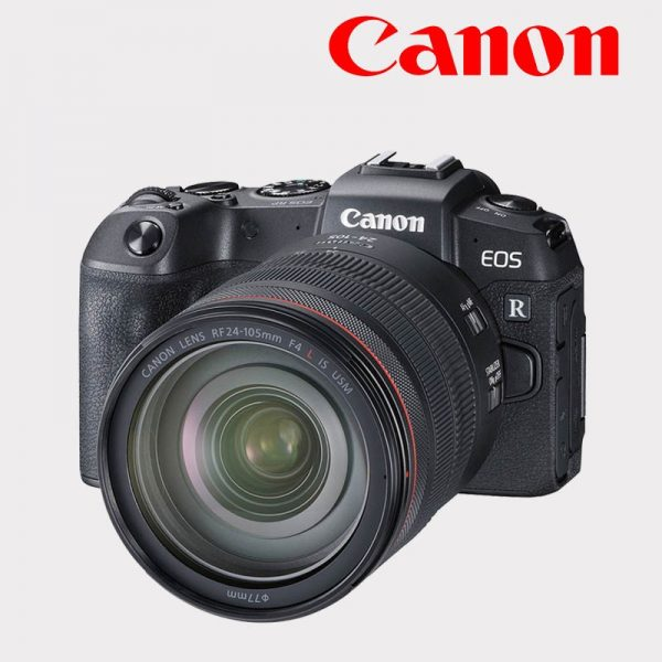 CANON EOS RP + RF 24-105L IS USM + ADAPT KIT
