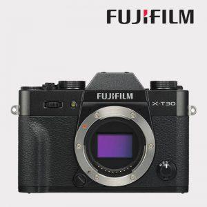 FUJI X-T30 BODY NOIR