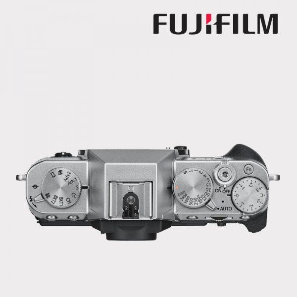 FUJI X-T30 BODY SILVER