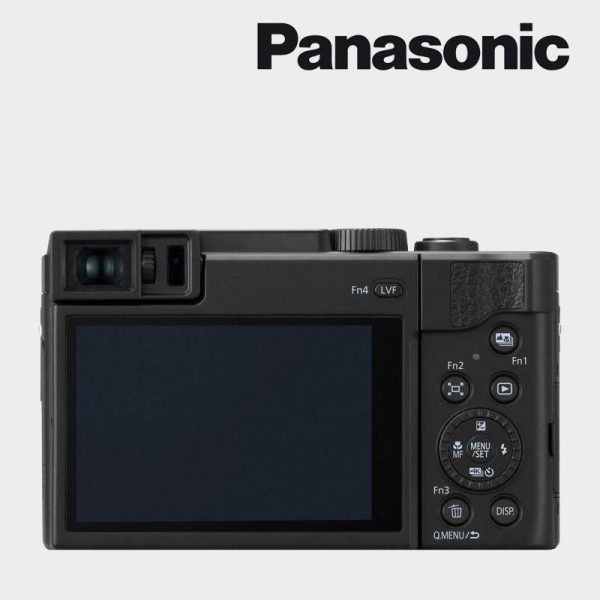 PANASONIC TZ95 NOIR