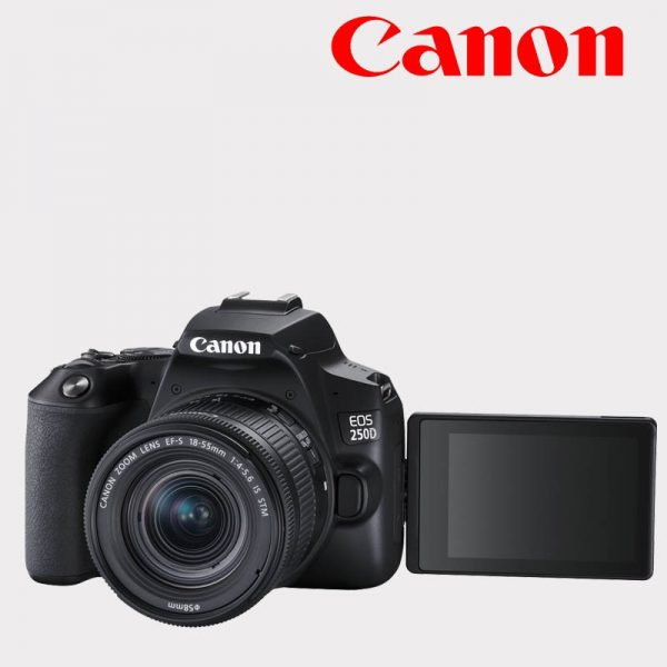 CANON EOS 250D + EF-S 18-55 3,5-5,6 IS STM